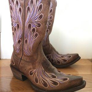Ariat Mirabelle Cowboy Boots